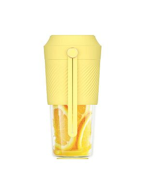 Портативный блендер SOLOVE ALL-JOINT Easy Blander Z1 (Yellow)